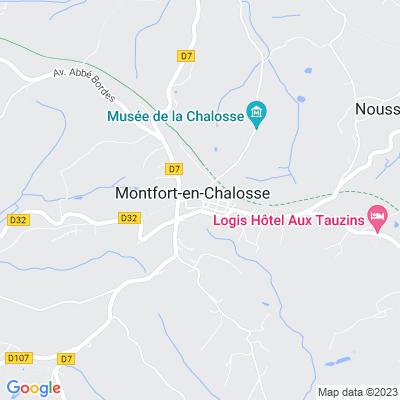 bed and breakfast Montfort-en-Chalosse