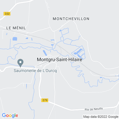 bed and breakfast Montgru-Saint-Hilaire