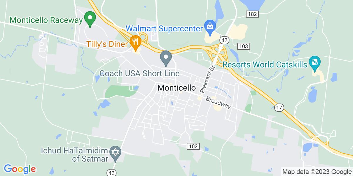 Monticello, NY