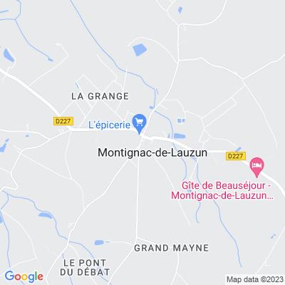 bed and breakfast Montignac-de-Lauzun