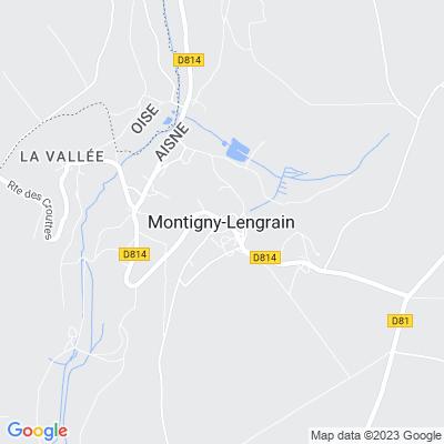 bed and breakfast Montigny-Lengrain