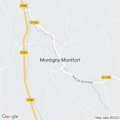 bed and breakfast Montigny-Montfort