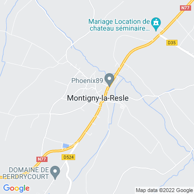 bed and breakfast Montigny-la-Resle
