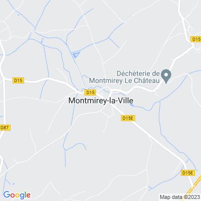 bed and breakfast Montmirey-la-Ville
