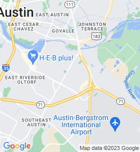 Montopolis TX Map