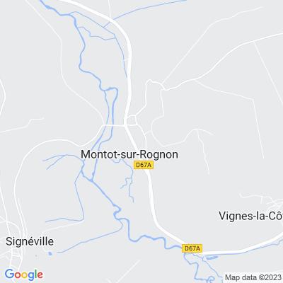 bed and breakfast Montot-sur-Rognon