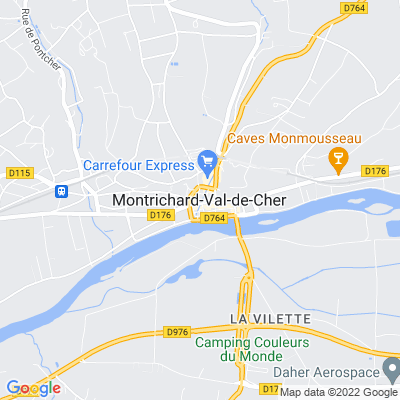 bed and breakfast Montrichard