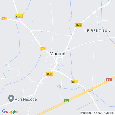 bed and breakfast Morand