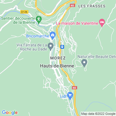 bed and breakfast Morez