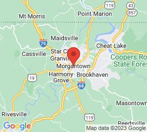 Job Map - Morgantown, West Virginia  US