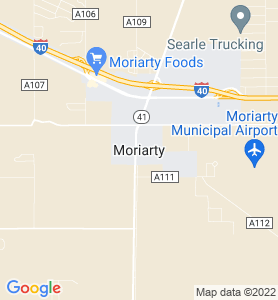 Moriarty NM Map