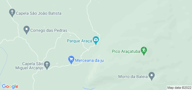 Morro Araçatuba, Serra da Papanduva, Tijucas do Sul, Paraná