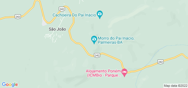Morro Do Pai Inácio, Palmeiras - BA
