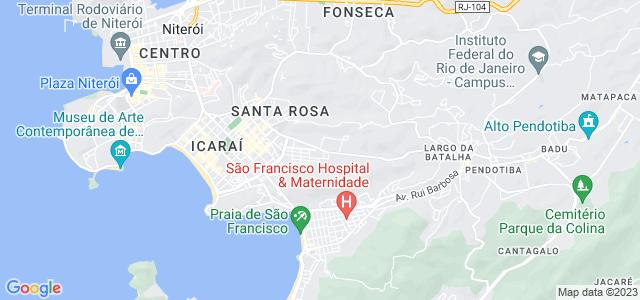 Morro Santo Inácio, Niterói - RJ