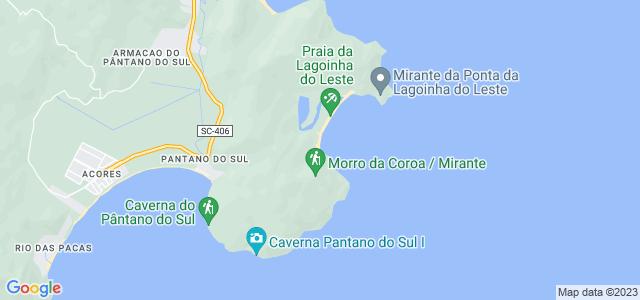 Morro da Coroa, Florianópolis, Santa Catarina - SC