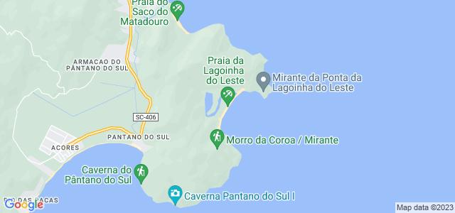 Morro da Coroa, Lagoinha do Leste, Florianópolis - SC
