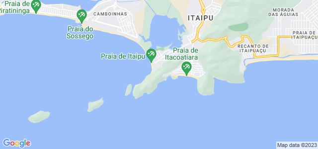 Morro das Andorinhas, Itaipu, Niterói - RJ