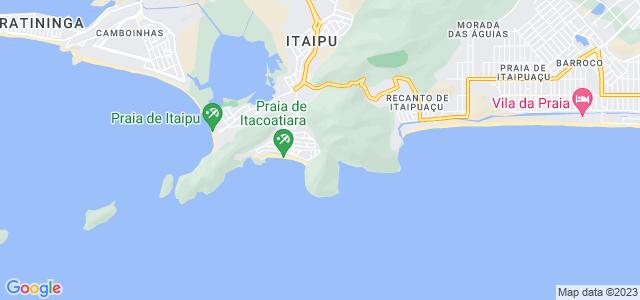 Morro das Andorinhas, Parque Estadual da Serra da Tiririca, Niterói - RJ