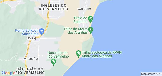 Morro das Aranhas, Florianópolis - SC