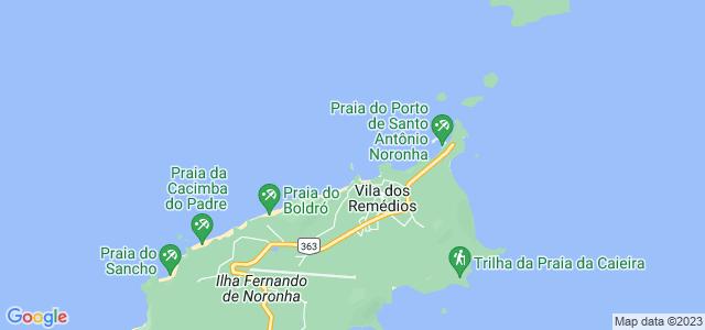 Morro de Fora, Fernando de Noronha - PE