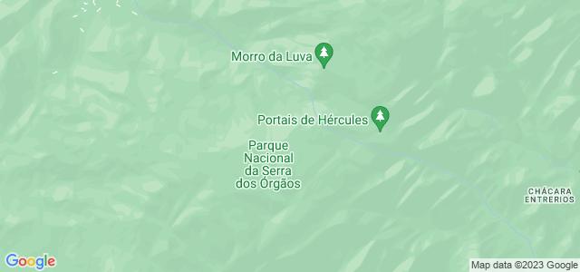 Morro do Açu, Parque Nacional da Serra dos Órgãos - RJ