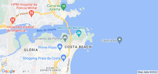 Morro do Moreno, Vila Velha - Espírito Santo