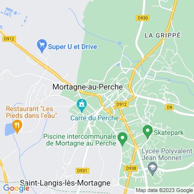 bed and breakfast Mortagne-au-Perche