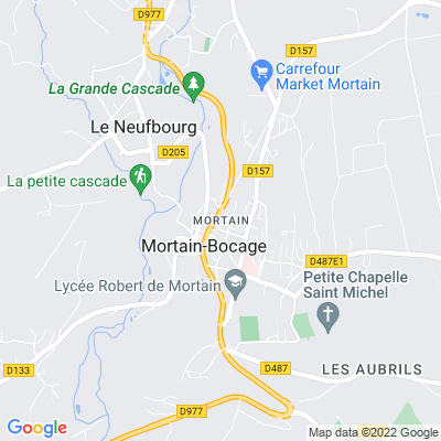 bed and breakfast Mortain