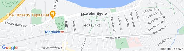 Mortlake, London