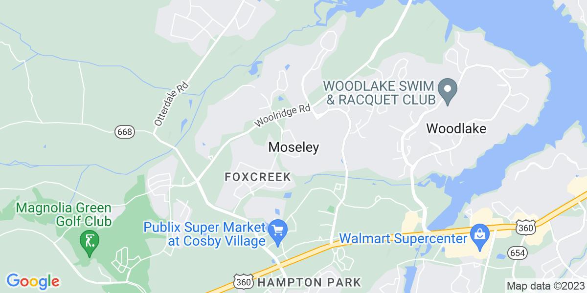 Moseley, VA