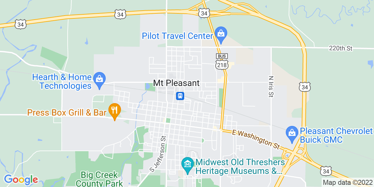 Mount Pleasant, IA
