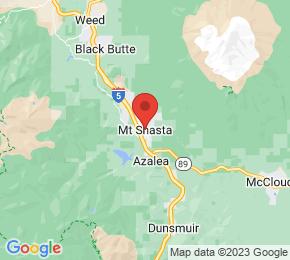 Job Map - Mount Shasta, California  US