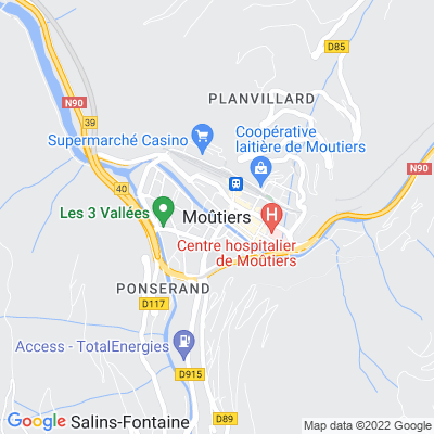 bed and breakfast Moutiers