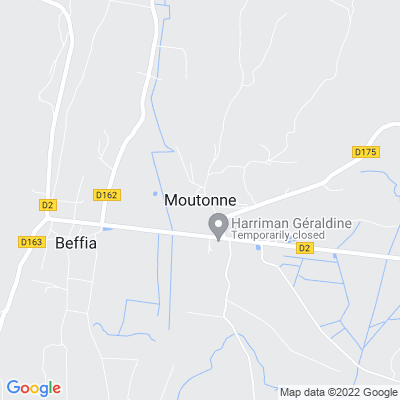 bed and breakfast Moutonne