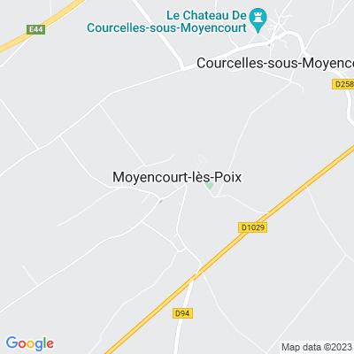bed and breakfast Moyencourt-lès-Poix