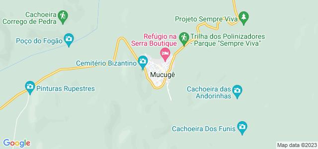 Mucugê - Chapada Diamantina - Bahia