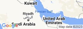 Muharraq map