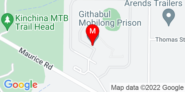Google Map of Murray Bridge Community Corrections Centre