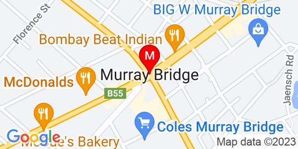 Google Map of Murray Bridge Community Corrections Centre