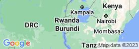 Muyinga map
