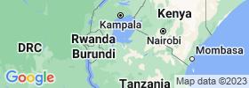 Mwanza map