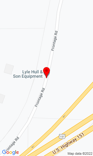Google Map of Hull's 151 Implement N 3124 North Frontage Road, Waupun, WI, 53963