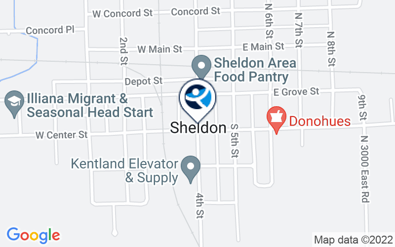 Iroquois Mental Health Center - Sheldon Location and Directions