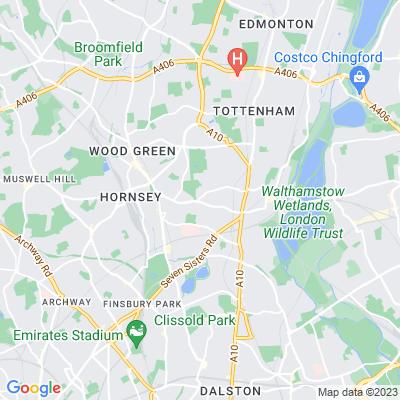 West Green Memorial Garden Location