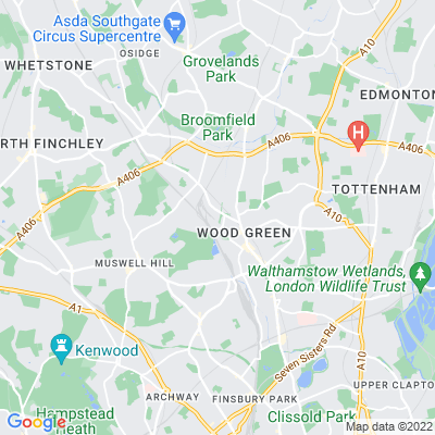Nightingale Gardens Location