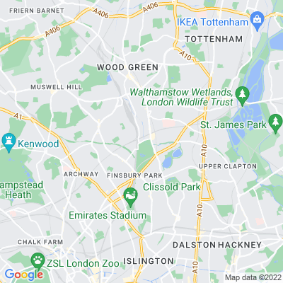 Finsbury Park Location