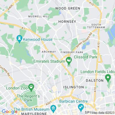 Royal Northern Gardens Location