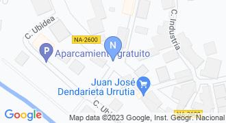 ALEMAN ZERRATEGIA mapa