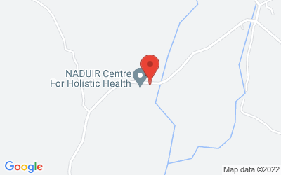 Map of NADUIR Centre For Holistic Health
