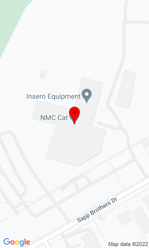 Google Map of NMC CAT 11002 Sapp Brothers Drive, Omaha, NE, 68138